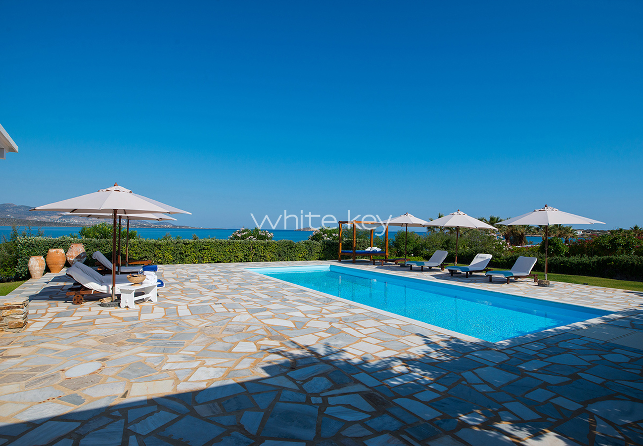 Villa Eri | Greek Villas in Antiparos Greece | White Key Villas
