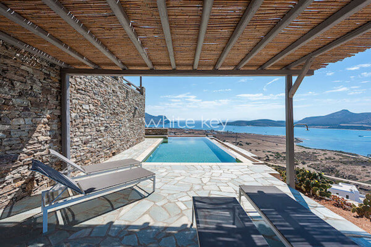 Villa Semira | Antiparos Greece | Luxury Private Villas ...