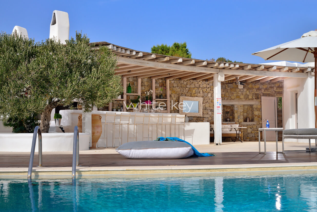 Villa Fedora on Villa For Rent In Mykonos Greece See Our Villas Collection