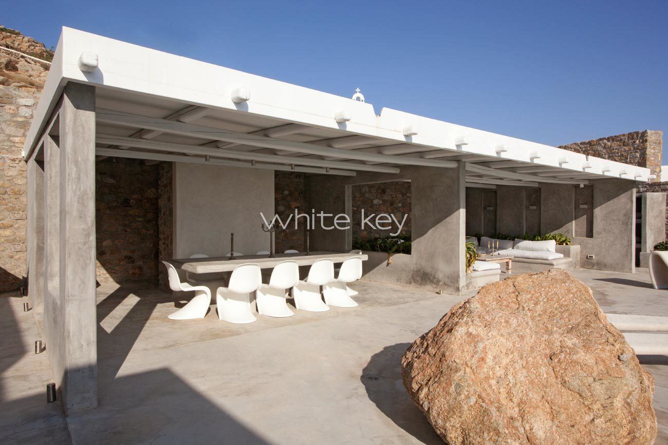 Villa Isaura on Villa For Rent In Mykonos Greece See Our Villas Collection