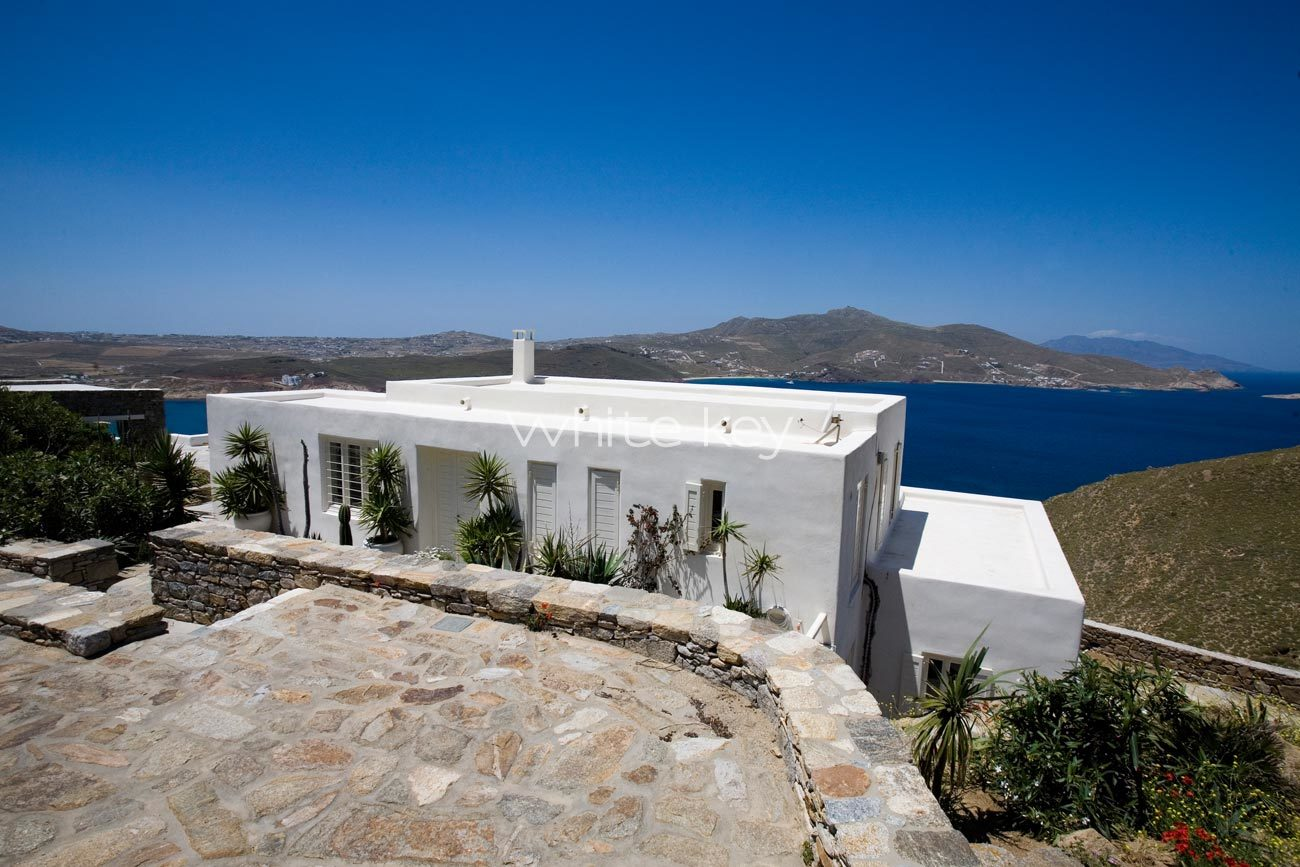 Villa Myroni on Villa For Rent In Mykonos Greece See Our Villas Collection