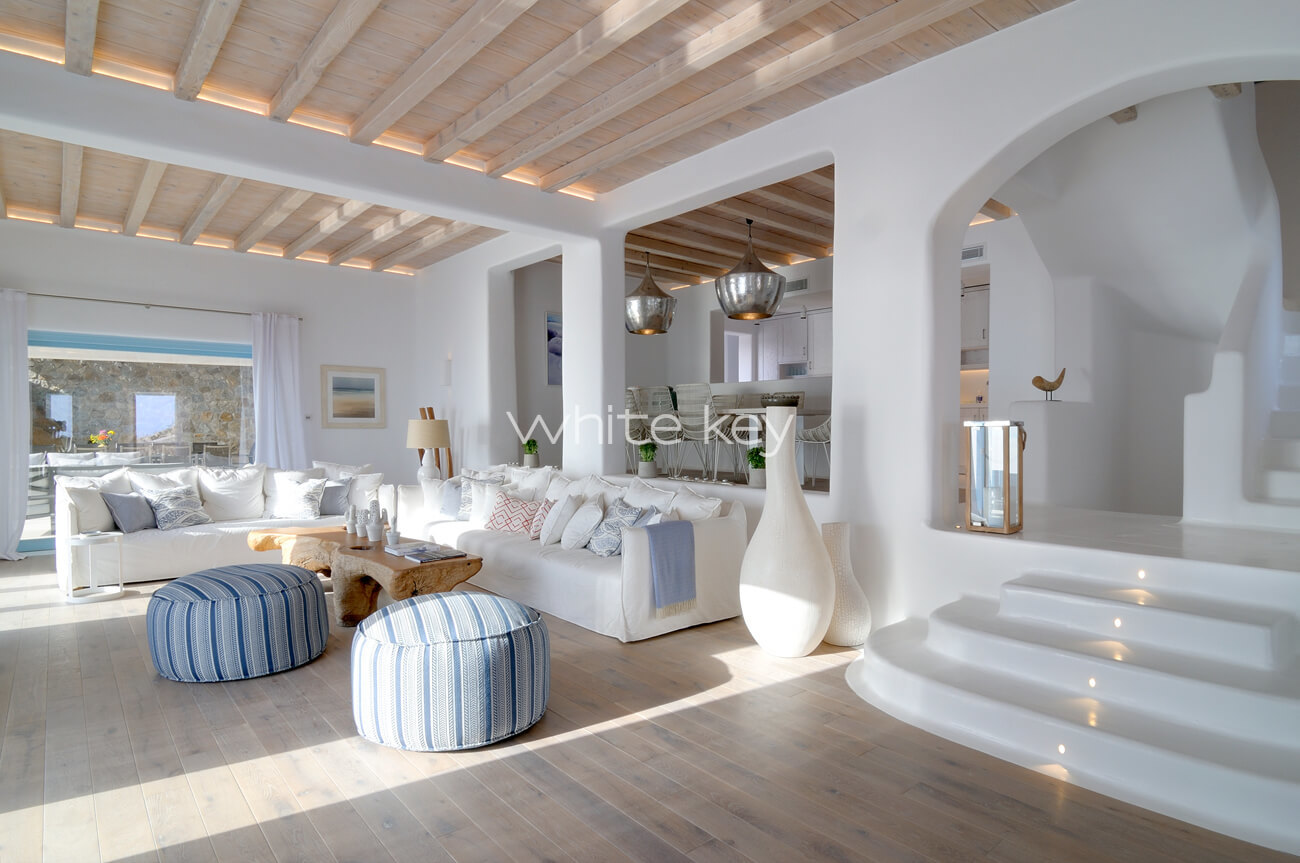 Villa Hermia on Villa For Rent In Mykonos Greece See Our Villas Collection