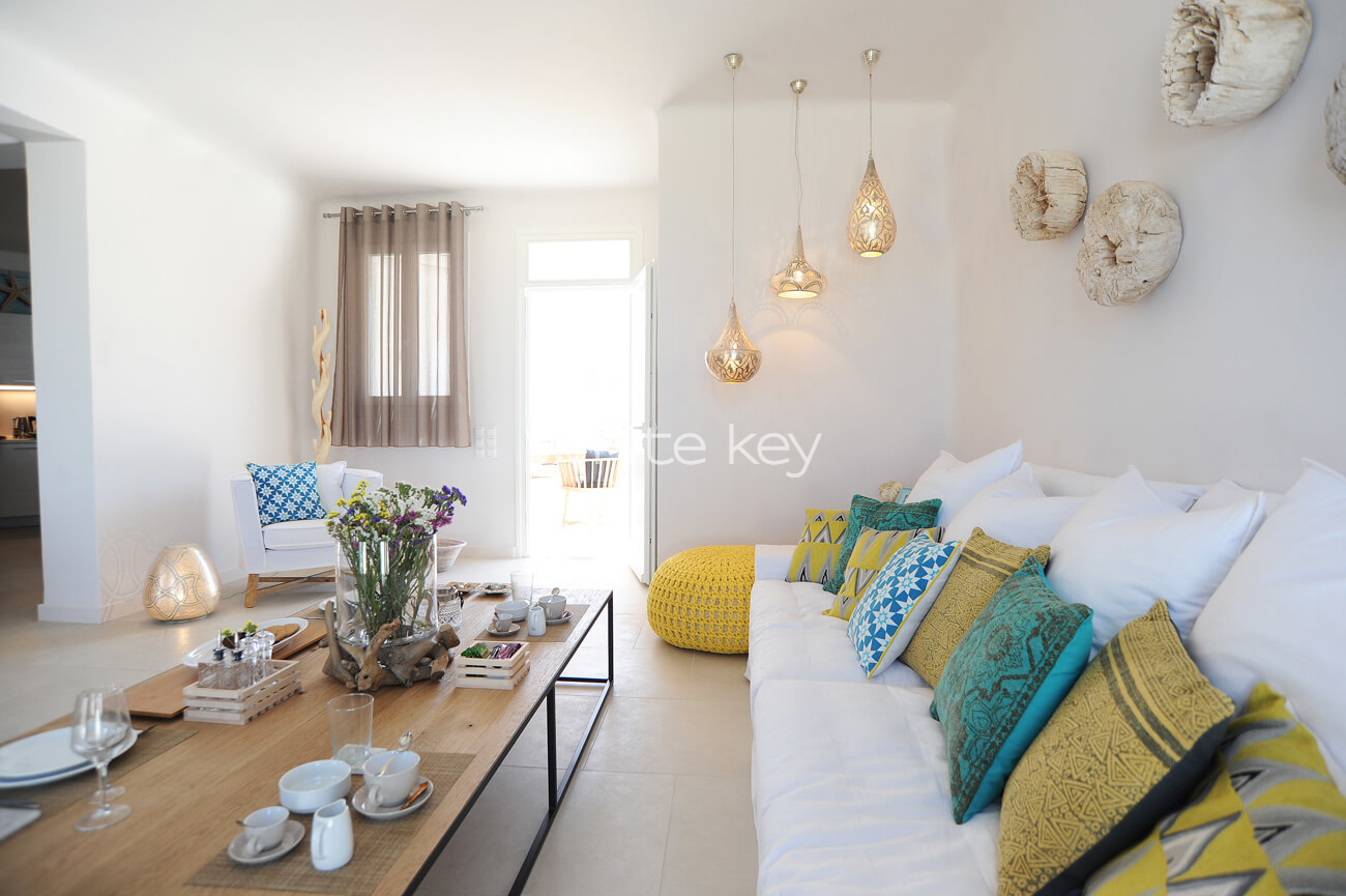 Villa Iola I on Villa For Rent In Mykonos Greece See Our Villas Collection