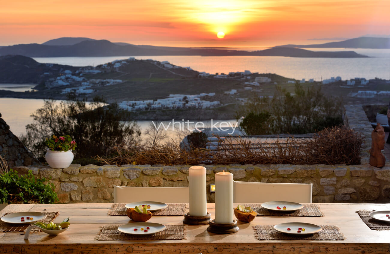 Villa Timandra on Villa For Rent In Mykonos Greece See Our Villas Collection