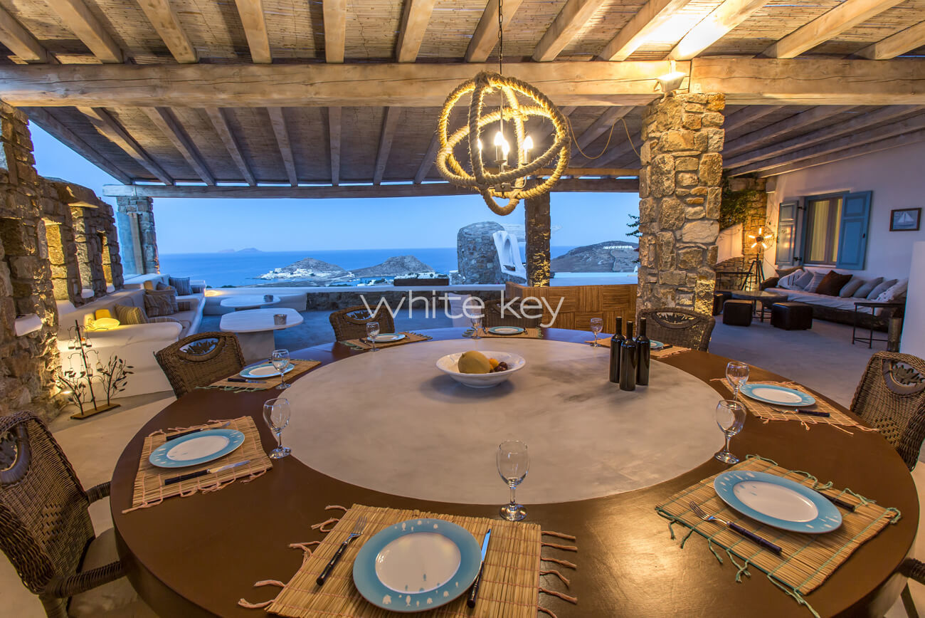 Villa Pearla on Villa For Rent In Mykonos Greece See Our Villas Collection
