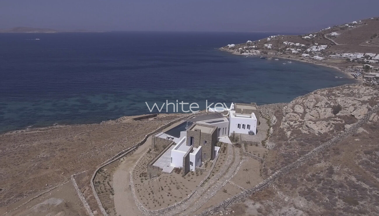 Villa Lisa on Villa For Rent In Mykonos Greece See Our Villas Collection