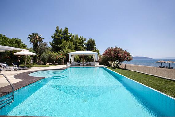 Villa Agave | Luxury Greek Villas in Athens | White Key Villas