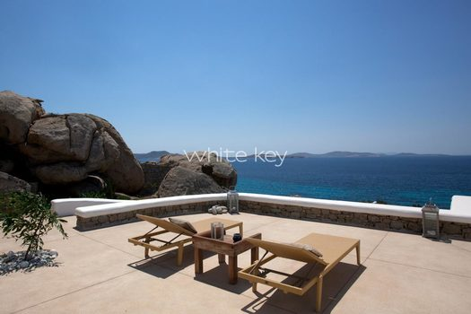 Villa Melanchtha on Villa For Rent In Mykonos Greece See Our Villas Collection